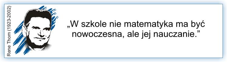 Rene Thom, matematykawszkole.com.pl